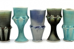 goblets and tumblers